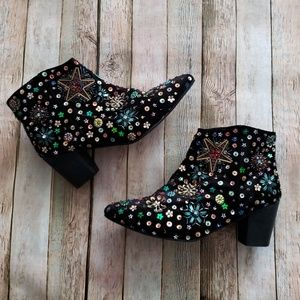 NWOT Free People Night Out boots